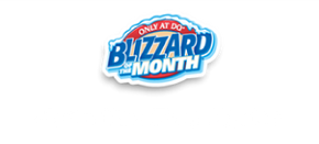 Join the Fan Club - blizzard of the month
