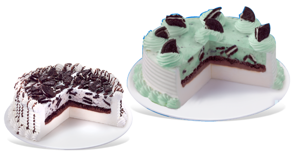 Ice Cream Cakes For Special Occasions Or Just Because